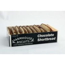 Farmhouse Choco Shortbread