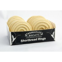 Farmhouse Shortbread rings