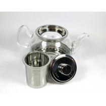 Tetera inducción Cristal con filtro
