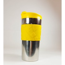 Travel Mug Acero inox