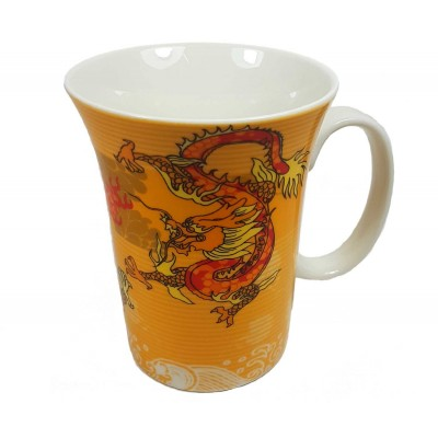 Taza dragon Amarillo