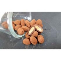 Almendras bañadas en Trufa y Chocolate