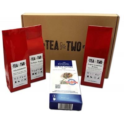 Pack Tealover Breakfast
