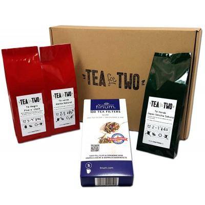 Pack Tealover Afternoon