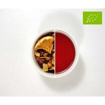 Infusión Gourmet Jengibre Naranja Canela BIO