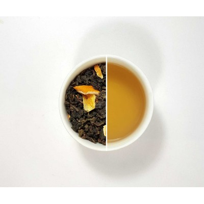 Té Oolong Naranja Natural