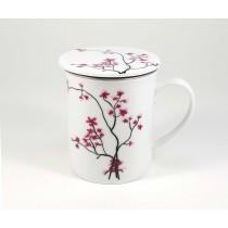 Taza porcelana Sakura