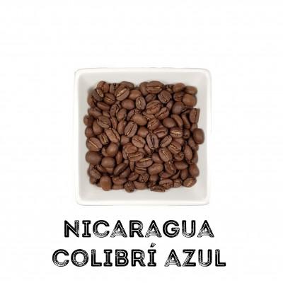 Café Nicaragua Colibrí azul