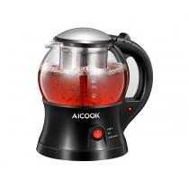Hervidor eléctrico para café y té