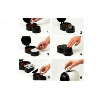 Envasador de capsulas de café