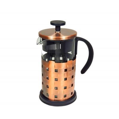 Cafetera émbolo cobre 350ml