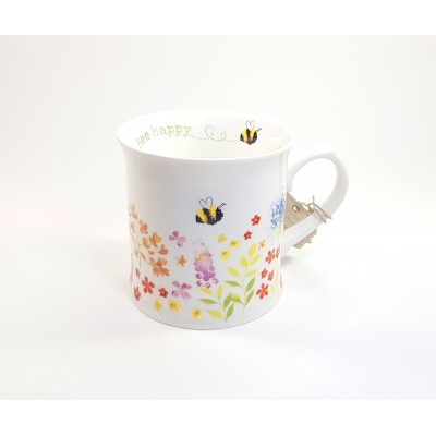 Taza bee happy
