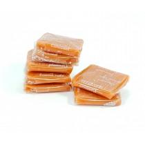 Cuadrados Dupont de caramelo salado