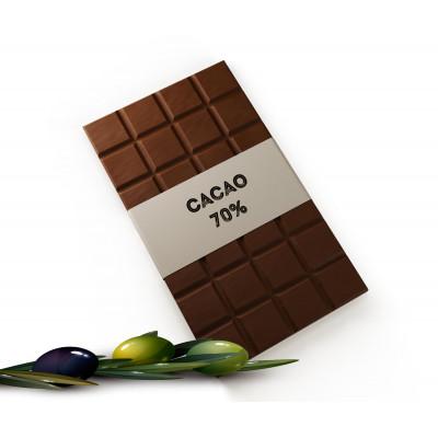 Chocolate negro 70% AOVE