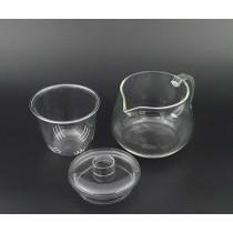 Tetera cristal 400ml