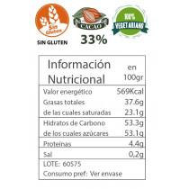 Chocolate 33% Arandanos & acaí
