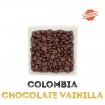 Café Chocolate vainilla