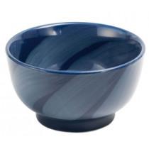 Chawan Azul pincel